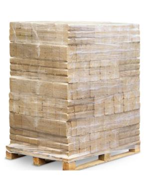 Træbriketter Birk Lyse[Sække - 960kg]